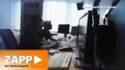 Manipulierte Filme: RTL-Nord feuert Mitarbeiter | ZAPP | NDR