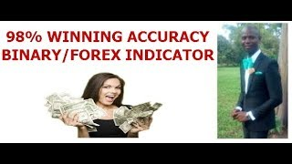 98% WINNING ACCURACY BINARY/FOREX INDICATOR