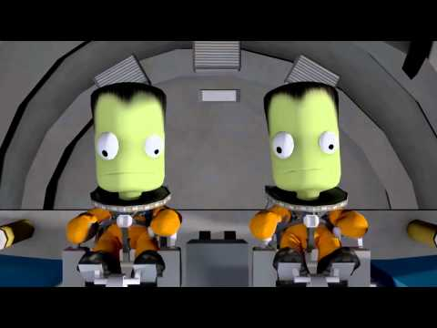 KSP Build Fly Dream Trailer