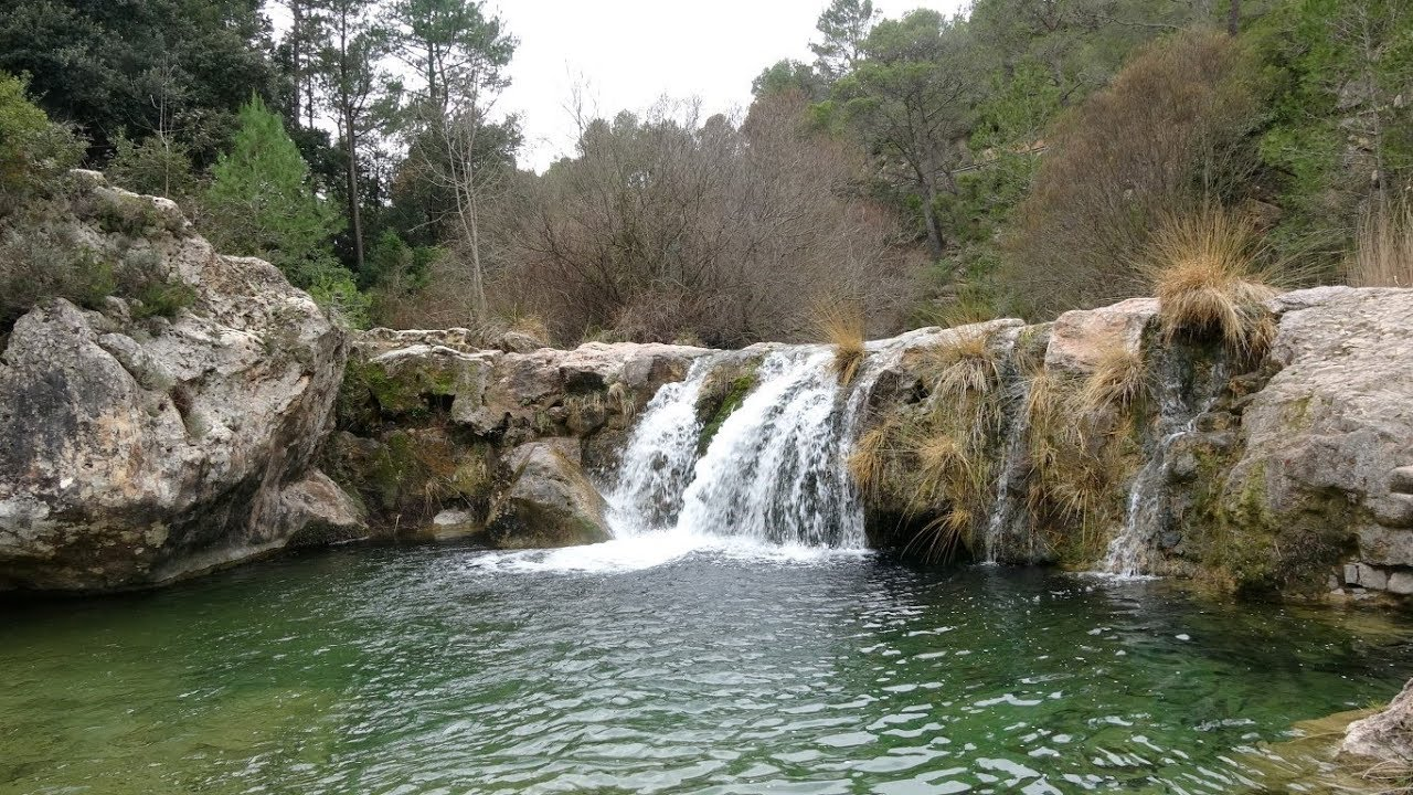 De La Riba A La Resclosa Del Raulet Tarragona Youtube