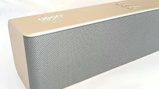 Unboxing my new UBON GT 270 Bluetooth speaker