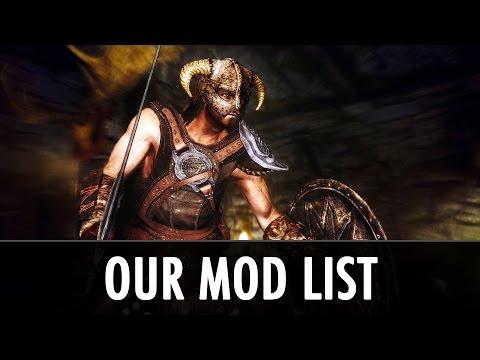 Skyrim Mods: Our Mod List