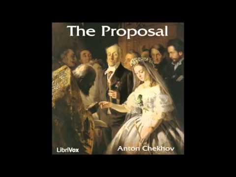 The Proposal (audiobook) by Anton Chekhov