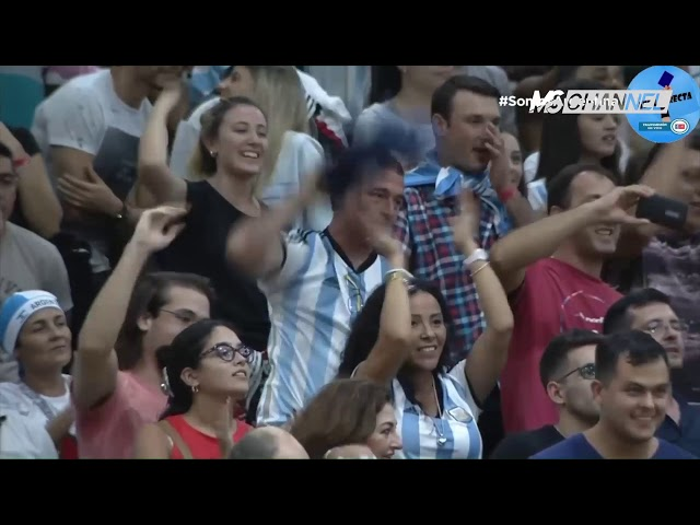 Argentina 🇦🇷vs Italy 🇮🇹(XII World Cup)