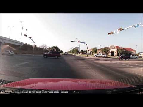 Worst Drivers Ever in Odessa and Midland, Texas- Braking Bad - January 2016