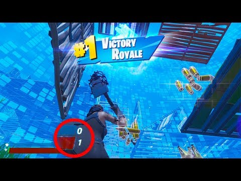 the hardest fortnite challenge ever
