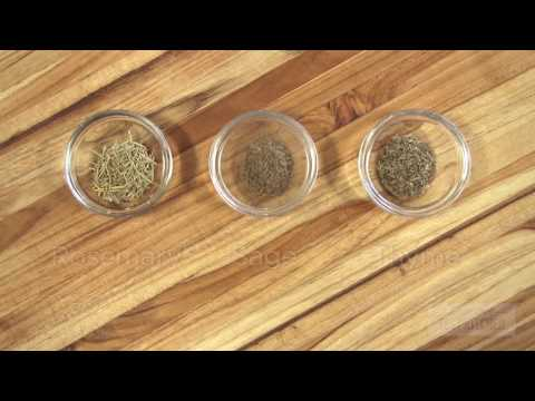 Science: How To Substitute Dried Herbs For Fresh Herbs, And See When Swapping Just Won't Work