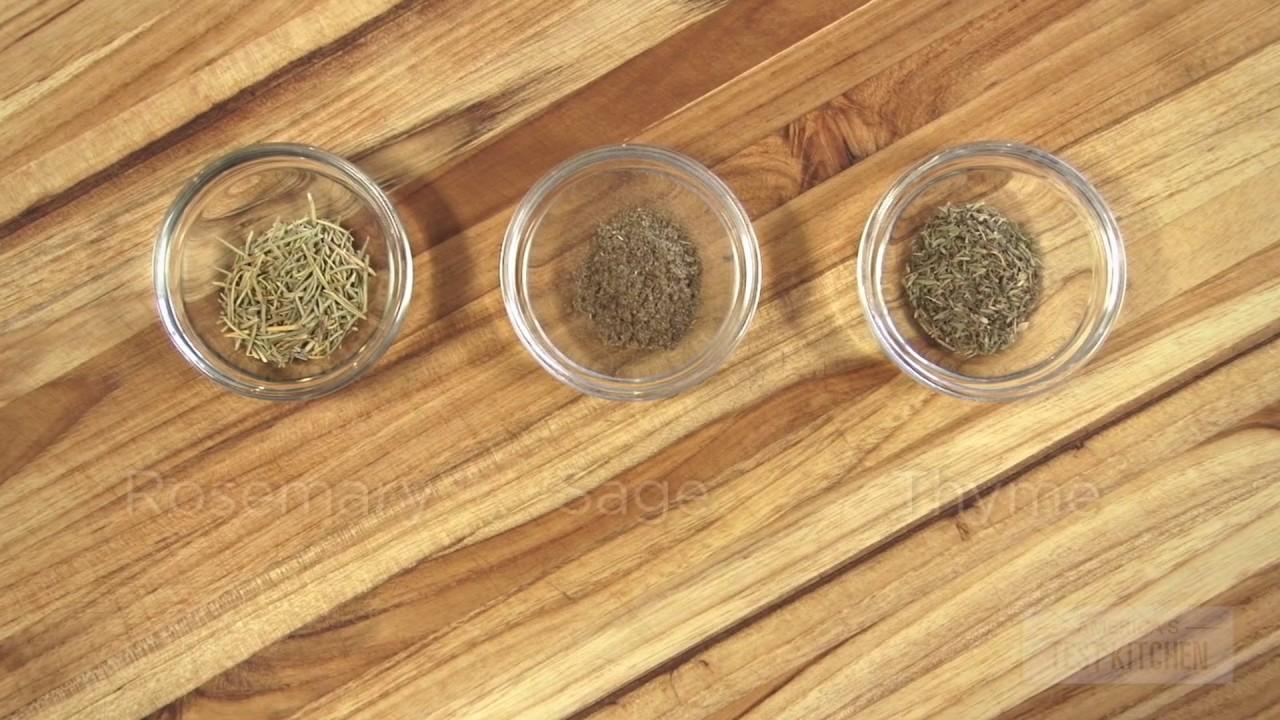 America S Test Kitchen Dried Herbs