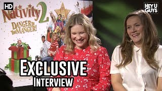 Joanna Page & Jessica Hynes - The Nativity 2 Exclusive Interview
