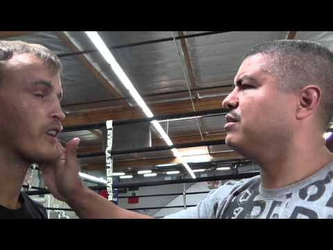 MEXICAN RUSSIAN GRADOVICH to fight in OMAHA Oct 24 EsNews Boxing