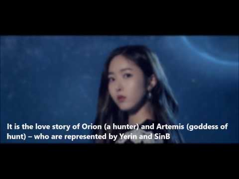 [Greek Mythology] The Hidden Story In Gfriend Fingertip MV 여자친구 핑거팁