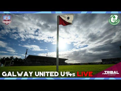 Galway United U14s vs Shelbourne U14s