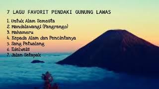 7 Lagu Favorit Pendaki Gunung Lawas