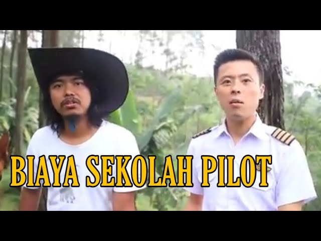 BIAYA SEKOLAH PILOT CAPT VINCENT