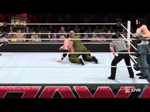 WWE Tag Team Championship Tournament - WWE 2K15