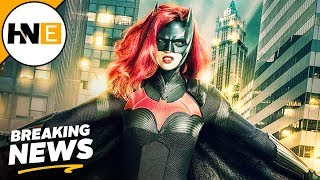 Ruby Rose Batwoman Official FIRST LOOK REVEALED