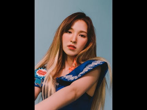 "Red Velvet Wendy Singing Parts (Summer Mini Album ""The Red Summer"")"
