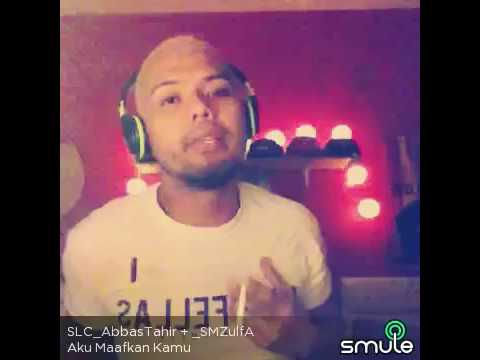 Aku Maafkan Kamu - Malique featuring Jamal Abdillah(cover)