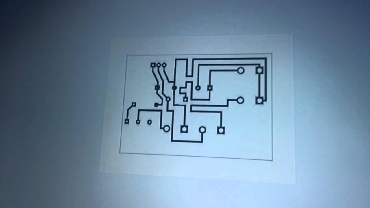Circuito Motor Bedini : Circuito impresso bedine fase de criação youtube