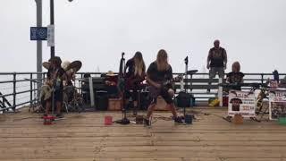 RAINBOW IN THE DARK - LILIAC (Live Cover on Santa Monica Pier)