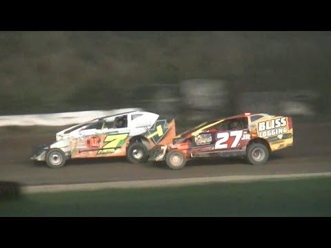 Sportsman Feature | Genesee Speedway | 9-3-16