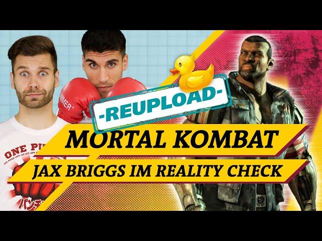 Mortal Kombat: Kopf zerquetschen mit bionischen Armen? (feat.@Hydraulic Press Channel &@Boxing Arts)