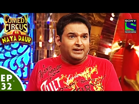 Comedy Circus Ka Naya Daur - Ep 32 - Kapil Sharma Stand Up Comedy