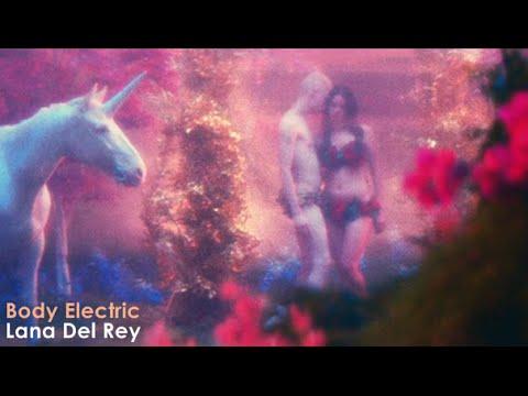 Lana Del Rey - Body Electric (Official Video) [Lyrics + Sub Español]