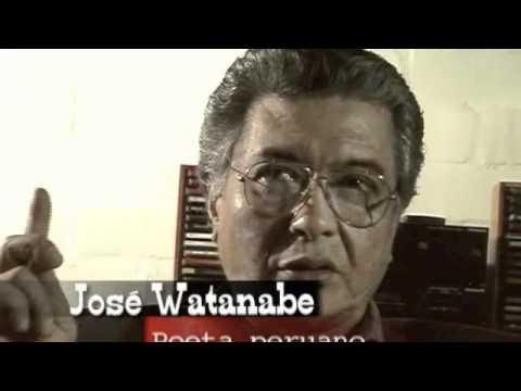 Entrevista al escritor José Watanabe - Juan Claudio Lechín