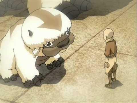 Aang el avatar desnudo