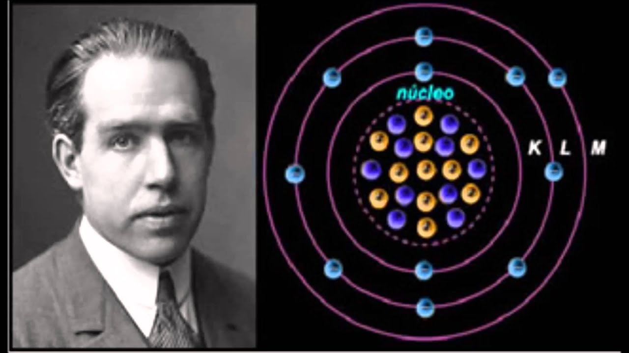 Niels bohr o modelo do atomo