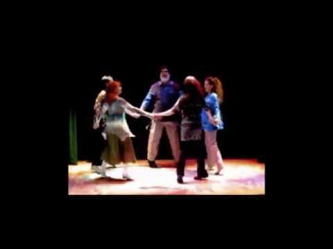 #1 Chag Sameach Hanukkah Dance ~ Music: The Lumbrosos ~ Dance: Mindy Seta