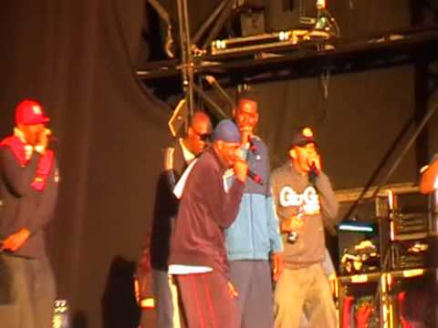 Wu Tang Clan - Electric Picnic 2013