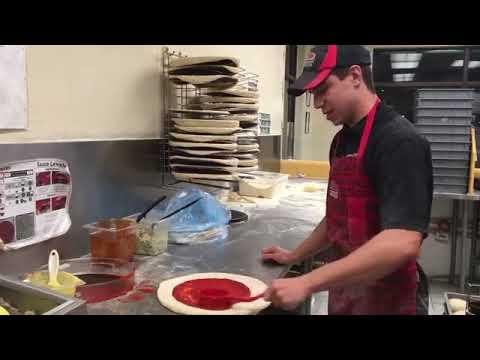 صورة  طريقة عمل البيتزا كيفية عمل البيتزا الامريكي الاصلى ..! 2017 طريقة عمل البيتزا من يوتيوب