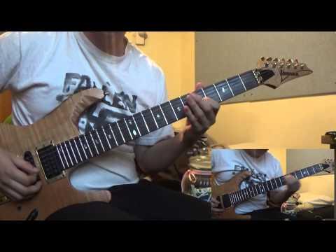 Avenged Sevenfold - Victim solo [Improvised]