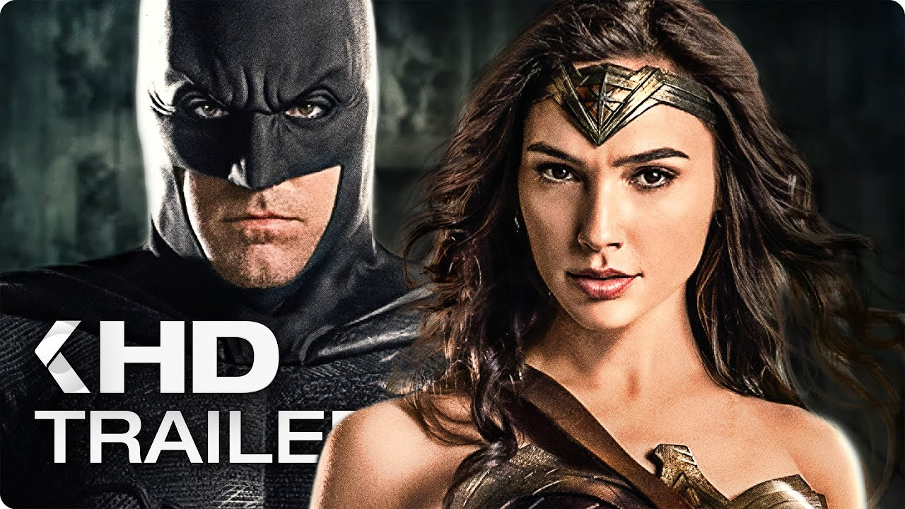 Justice League Trailer Deutsch