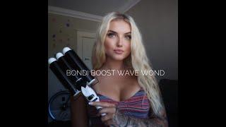 BONDI BOOST WAVE WOND REVIEW   JANELLE CLARKE