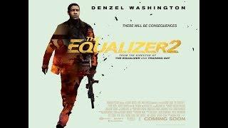 THE EQUALIZER 2 4K WINNER!