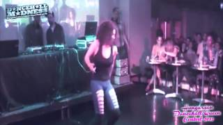 Hungarian Dancehall Queen Contest 2013 ROUND 1  (Official Video)