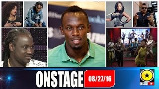 Usain Bolt, Sean Paul, Ishawna, & More Discussed By Heated Panel Onstage Aug 27 2016 (FULL SHOW)
