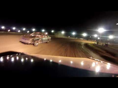 Bridgeport Speedway 8 cylinder feature 9/29/17