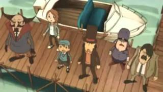 Professor Layton AMV | Emotion | Stay In My Memory