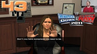 WWE SmackDown vs. Raw 2011: Road to WrestleMania #43