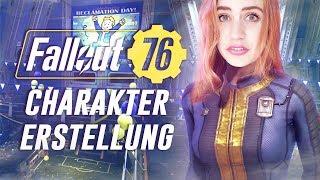 HWSQ #232 - Überraschung bei der Charaktererstellung ● Let's Play Fallout 76