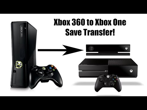How to Transfer Game Saves from Xbox 360 to Xbox One