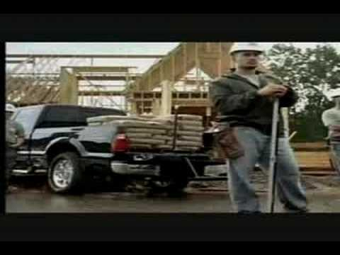 Toby Keith - Trucks That Are Building America Ford ...