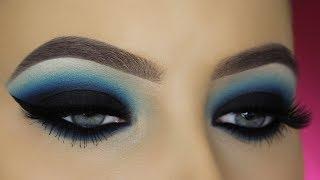 Video Blue Smokey Eyes Tutorial download MP3, 3GP, MP4, WEBM, AVI, FLV Juli 2018