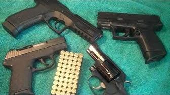 RWS 9mm ammo