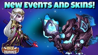 Idle Heroes - New Events - Kroos Nerf!
