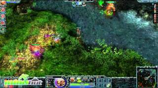 Heroes of Newerth Gameplay - First Look HD (Part 1/2)